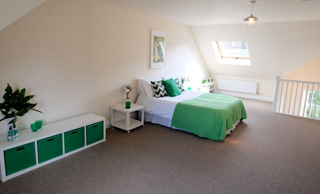 create a relaxing space with home staging for holiday lets and holiday rentals